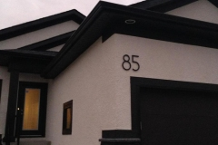 """Residential House Numbers 